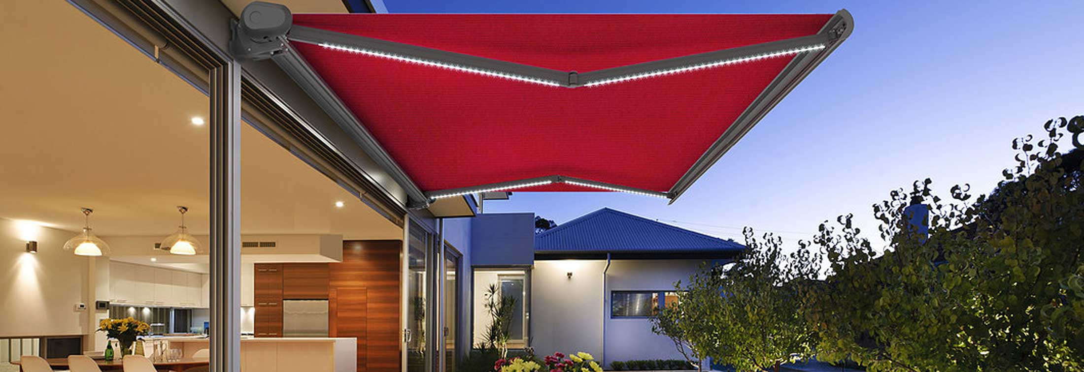 wall mounted awning adelaide